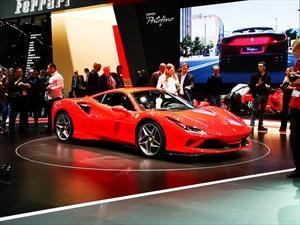 El V8 de Ferrari sigue con vida a través del F8 Tributo