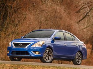 El nuevo Nissan Versa se presenta en la Gran Manzana