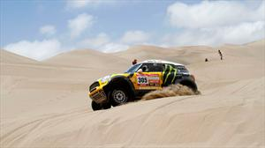 MINI Monster X-Raid Team: Se despide de Chile ganando