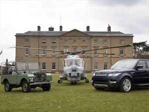 Land Rover celebra 65 años de historia