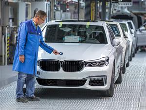 BMW Serie 7 2016 inicia producción