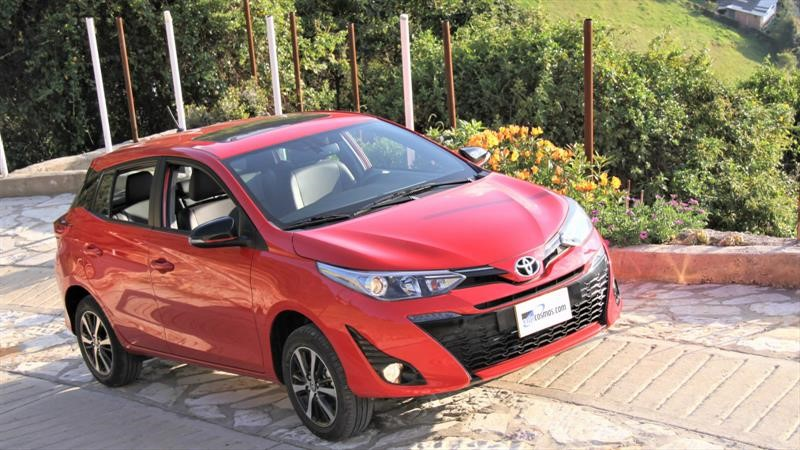 Llega Toyota Yaris Sport Manual