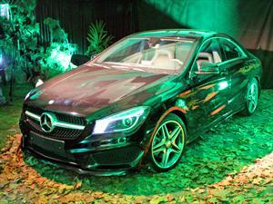 Mercedes-Benz CLA: Estreno oficial en Chile