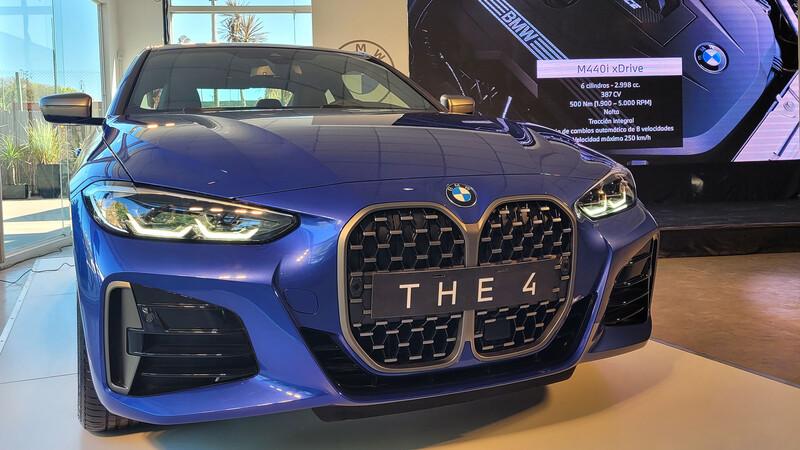 Nuevo BMW Serie 4 Coupé precio y más en Argentina