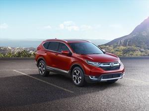 Honda CR-V 2017: diseño robusto, más tecnología y un nuevo motor turbo