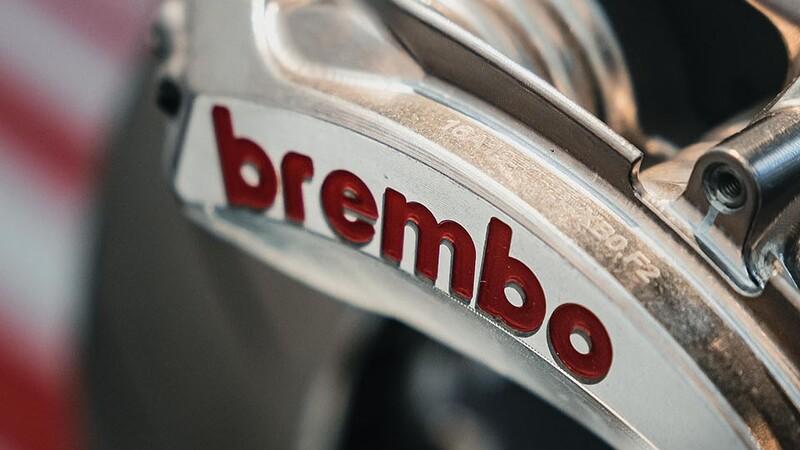 Brembo cumple 800 carreras como proveedor de frenos en la Fórmula 1