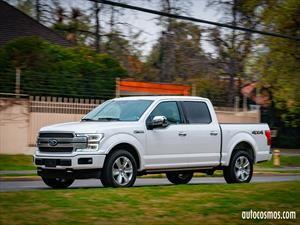 Test drive: Ford F-150 2019