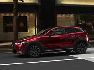 Mazda CX-3 2019 estrena motor y ayudas electrónicas
