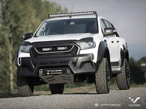 Ford Ranger M-Sport,una pick-up más deportiva