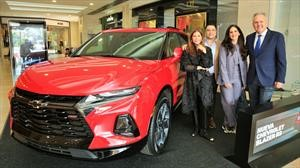 Chevrolet vuelve a la pasarela de Colombiamoda