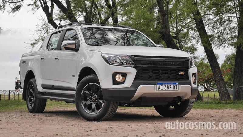 Test drive Chevrolet Colorado 2021: mucho más multiuso