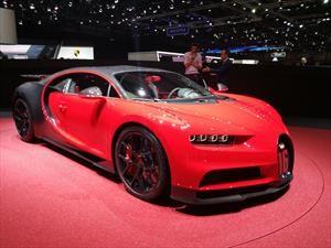 Bugatti Chiron Sport, ahora más agresivo