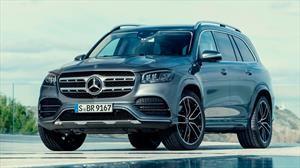 Mercedes-Benz GLS 2020, el SUV más grande la marca hasta ahora