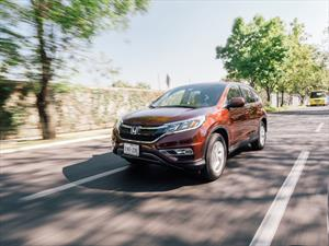 Test de Honda CR-V 2015