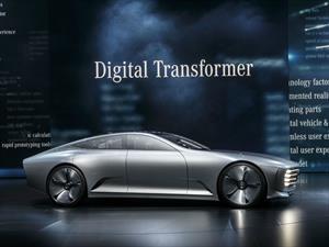 Mercedes-Benz IAA Concept, potencia híbrida