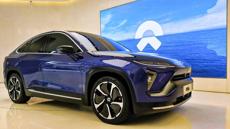 NIO EC6, uno más que se suma a la moda de los SUV coupé