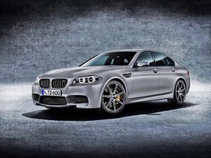 BMW M5 30 Aniversario: Edición especial de 600 caballos de potencia máxima