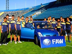 FAW y Club Barnechea