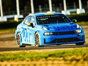 Lynk & Co. entra al mundo del motorsport