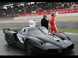 Schumacher vende su exclusiva Ferrari FXX