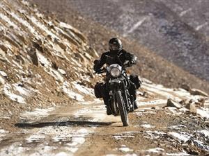 Royal Enfield sorprende en Chile con la Himalayan