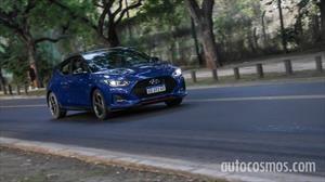 Hyundai Veloster Turbo 2019, lo probamos en Argentina