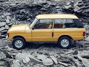 El Range Rover Reborn se prepara para su debut global