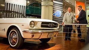 El Ford Mustang No. 001 estuvo a punto de perderse en la historia