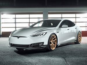 Tesla Model S, más deportivo gracias a Novitec