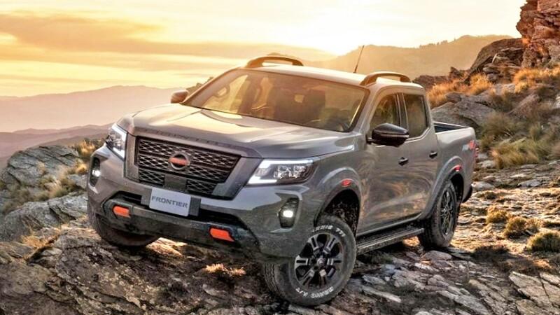 Lanzamiento Nissan Frontier 2021, con ganas de liderar
