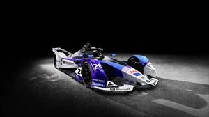 BMW presenta el iFE.20, un eléctrico para correr en la Fórmula E