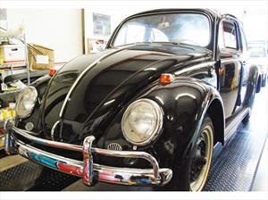 Un Volkswagen Beetle de... ¡USD 1 millón!