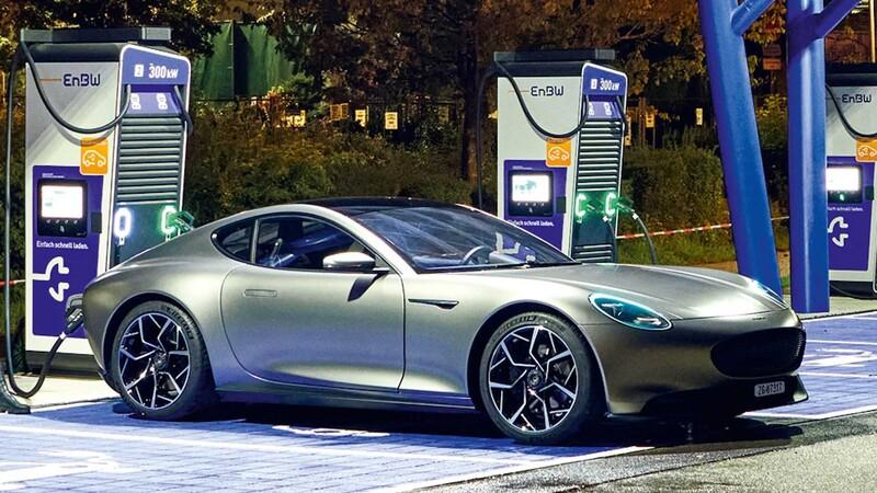 Piëch GT, el deportivo eléctrico del bisnieto de Ferdinand Porsche tiene más de 600 Hp