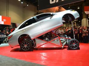 Toyota Camry Sleeper, un dragster de 850 hp