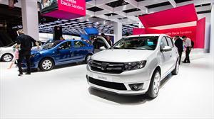 Renault Sandero 2013 primeras imágenes