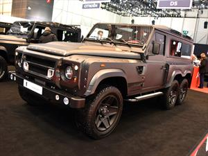 Flying Huntsman 110 WB 6x6 Concept por Kahn Design