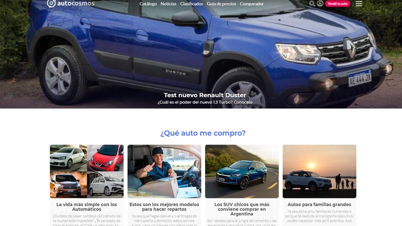 Los autos más buscados en Autocosmos en junio de 2021