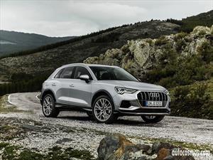 Audi Q3 2019, desde cero