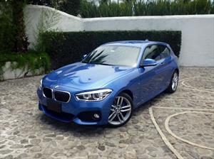 BMW Serie 1 2016 primer contacto en México