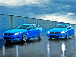 Volvo S60 y V60 Polestar: Estreno mundial