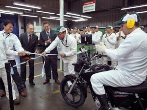 Honda comienza a fabricar en Argentina la nueva CG 150 Titan