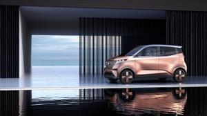 Nissan IMk Concept, una nueva propuesta de Kei Car