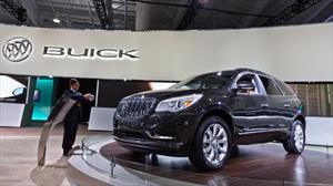 Buick Enclave 2013  se presenta en el Salón de Nueva York