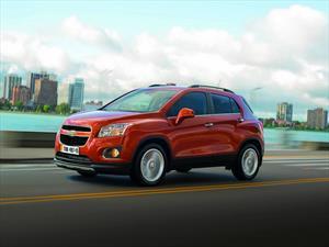 Chevrolet, con pasos de gigante en octubre