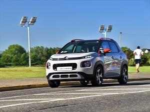 5 estrellas EuroNCAP para el Citroën C3 Aircross