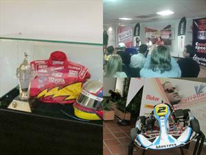 Juan Pablo Montoya invita a la Carrera de las Estrellas 2014