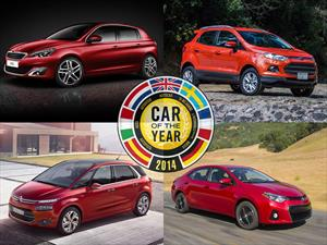 La Ford Ecosport está entre los 31 nominados al Car of the Year 2014