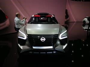 Nissan XMotion Concept debuta
