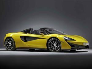 McLaren 570S Spider, deportividad a cielo abierto