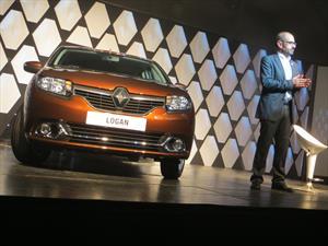Renault presenta al nuevo Logan en Argentina